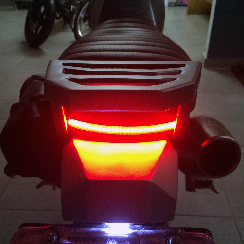 25 geral moto custom diferentes mentes d