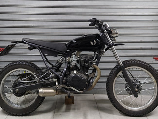 Honda Bros 125cc