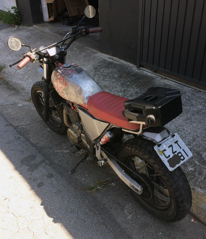 17 geral moto custom diferentes mentes d
