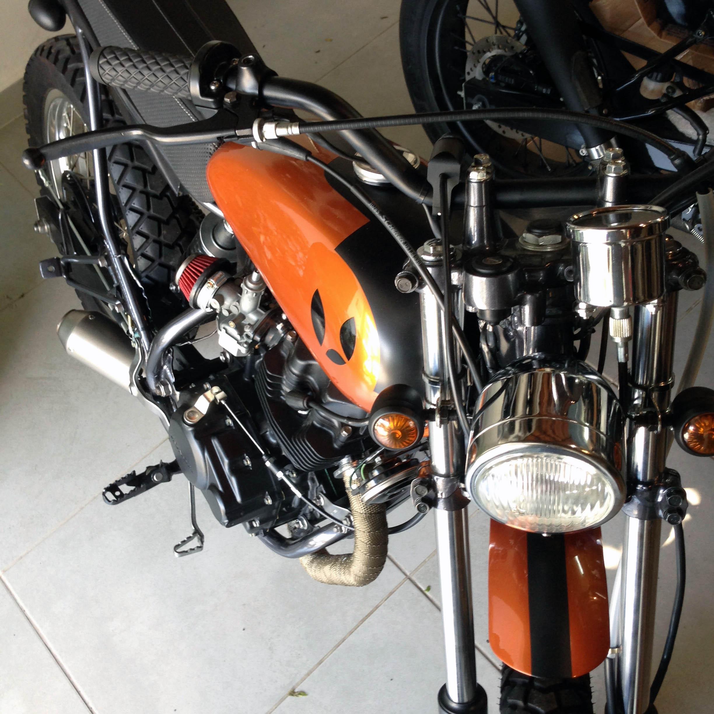 7 geral moto bros custom diferentes ment
