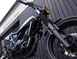 13 geral moto yamaha lander custom difer