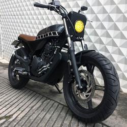 16 geral moto yamaha fazer custom difere