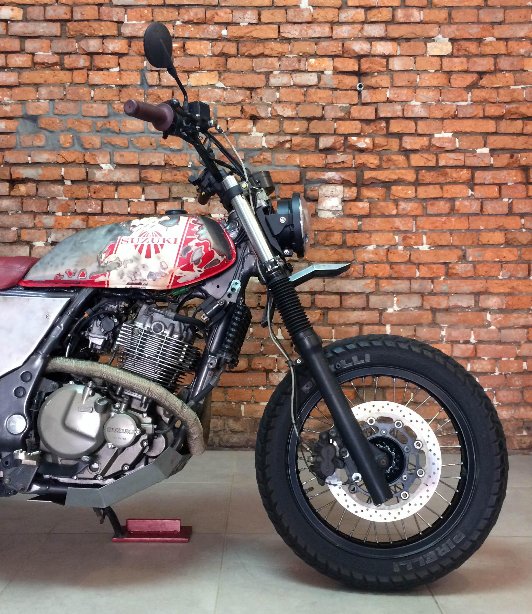 12 geral moto custom diferentes mentes d