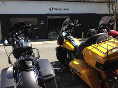 customização diferentes mentes moto esporte bicicleta harley davidson  bike life style arte design 1