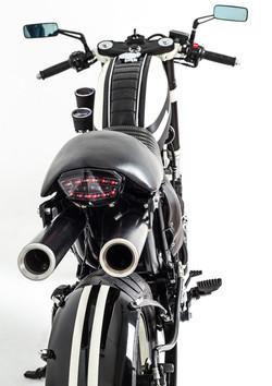 8 moto custom diferentes mentes design m