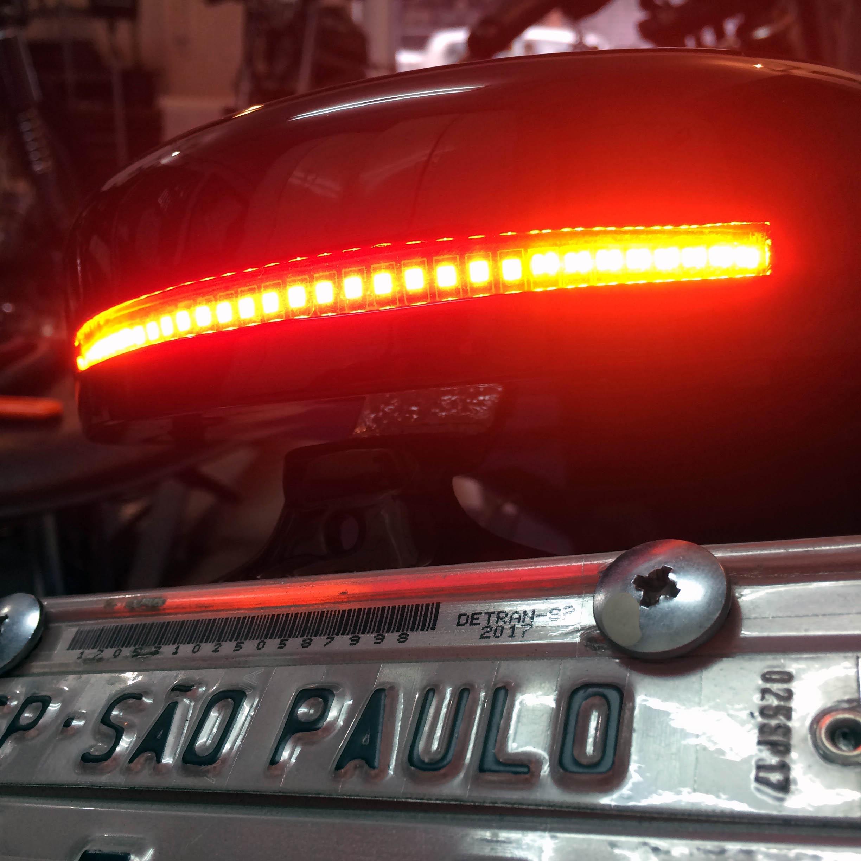 6 geral moto yamaha fazer custom diferen