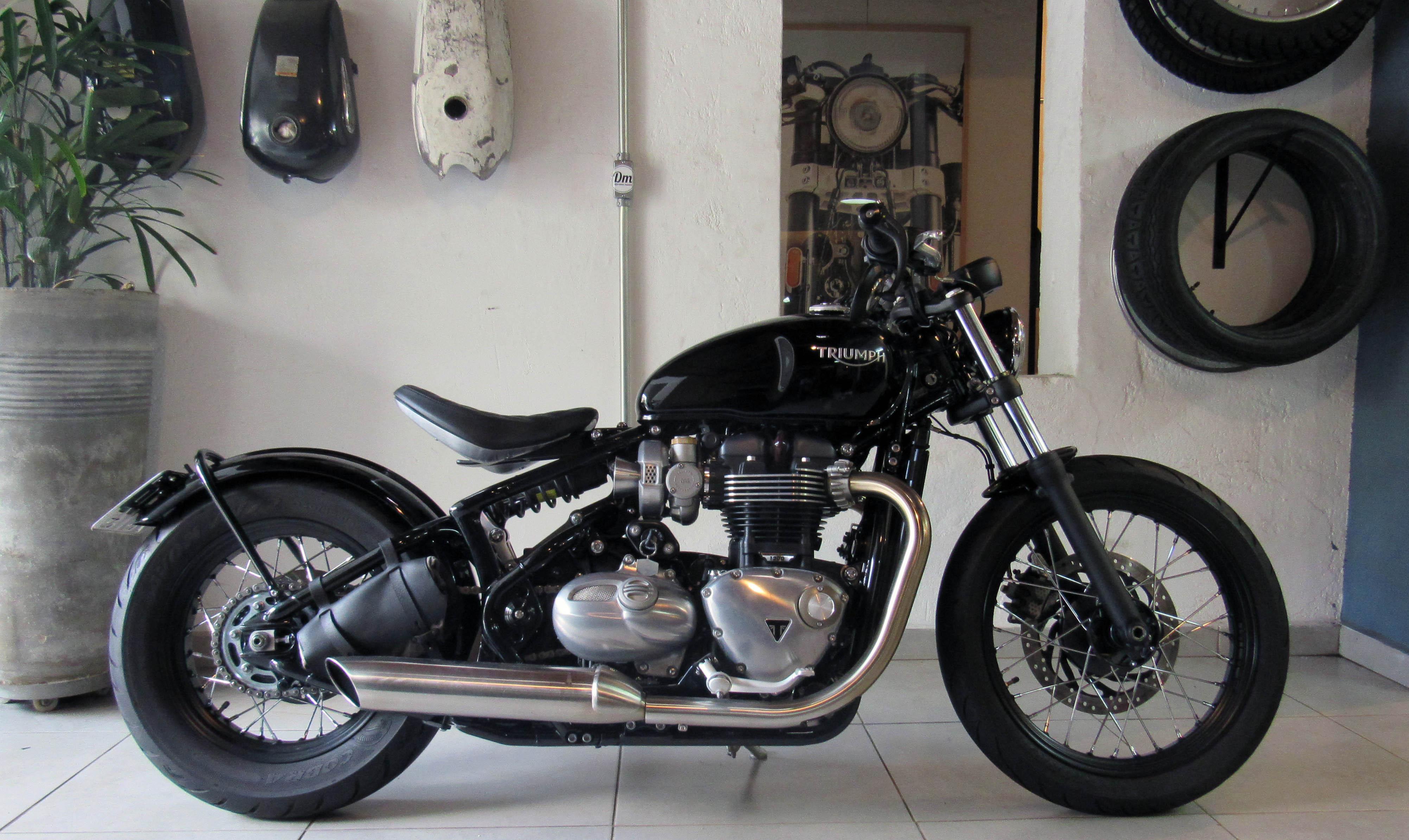 1 geral moto TRIUMPH custom diferentes m
