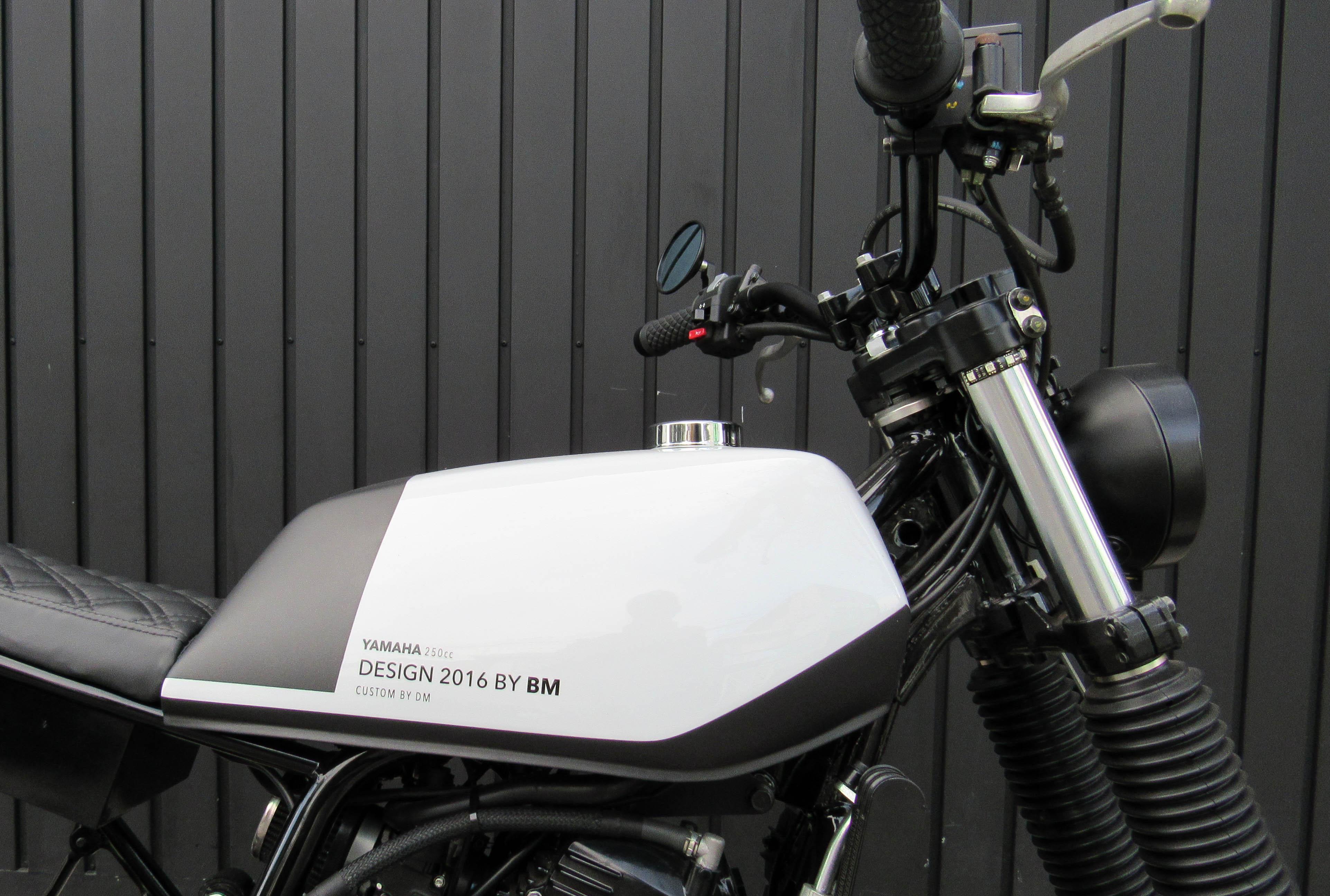 9 geral moto yamaha lander custom difere