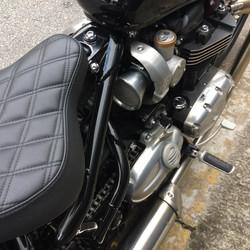 7 geral moto TRIUMPH custom diferentes m