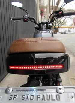 9 geral moto yamaha fazer custom diferen
