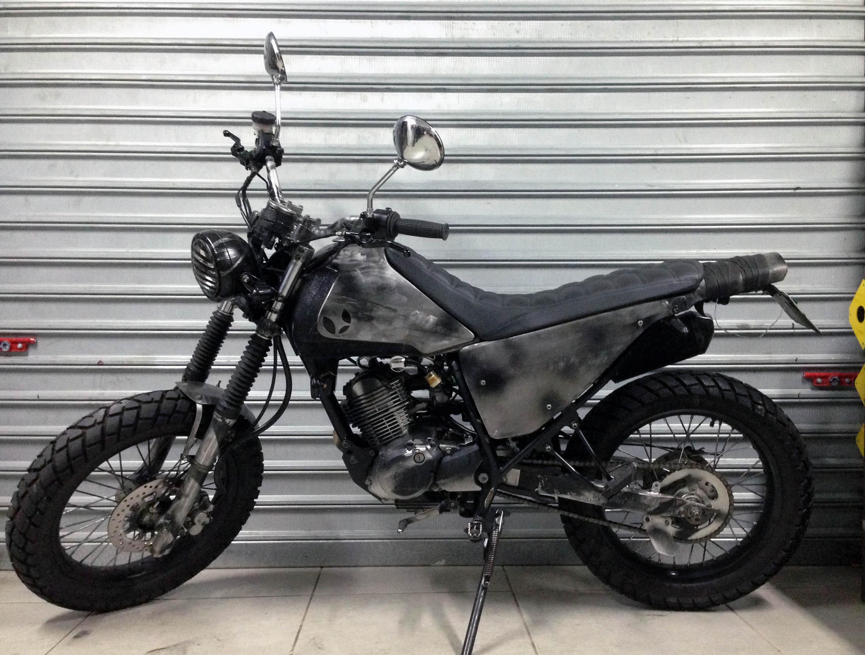3 geral moto mad max custom diferentes m