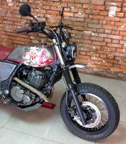 16 geral moto custom diferentes mentes d