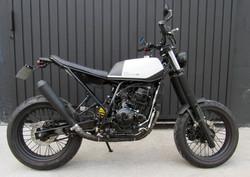 8 geral moto yamaha lander custom difere