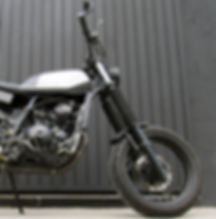 1 geral moto yamaha lander custom difere