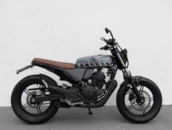 13 geral moto yamaha fazer custom difere