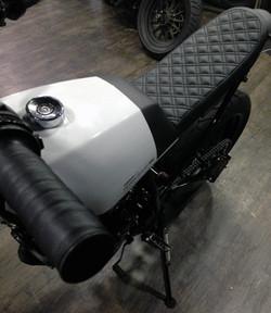 18 geral moto yamaha lander custom difer