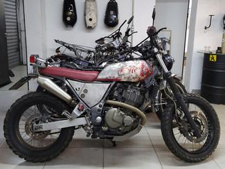 Suzuki FreeWind 650cc
