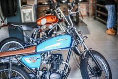 customização diferentes mentes moto esporte bicicleta honda cg bolinha cg 125 bros 125bike life style arte design 4