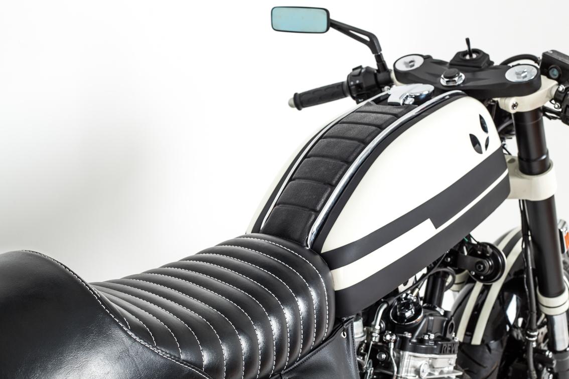 3 moto custom diferentes mentes design m