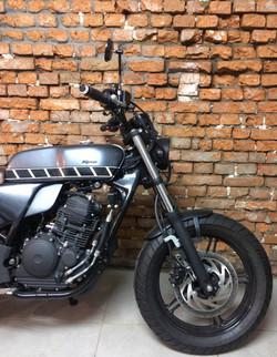 3 geral moto yamaha fazer custom diferen