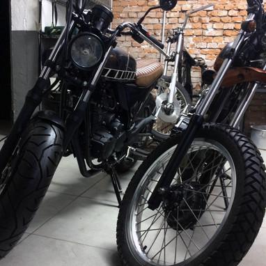 37 geral moto custom diferentes mentes d