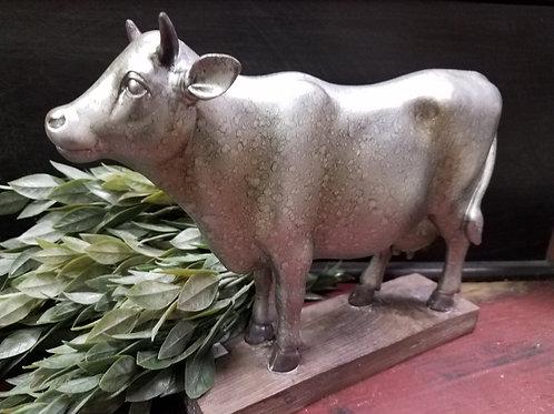 Resin COW figurine