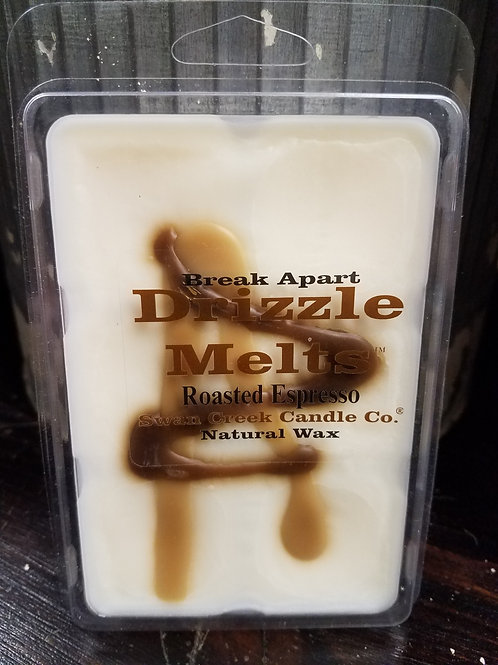 Drizzle melts...ROASTED ESPRESSO