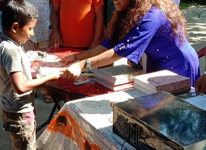 "Shamima Akter Ela: ""Volunteering is a big opportunity for making a big change."""