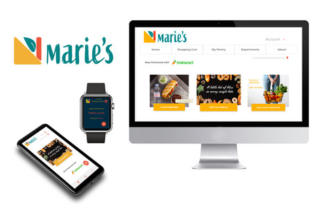 Marie's Mini Mart Refresh