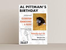 Al Pittman Poetry Reading