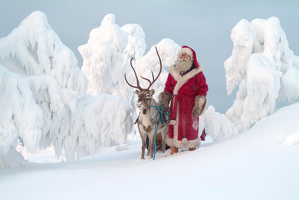 briefe vom weihnachtsmann 2017 aus lappland. Black Bedroom Furniture Sets. Home Design Ideas