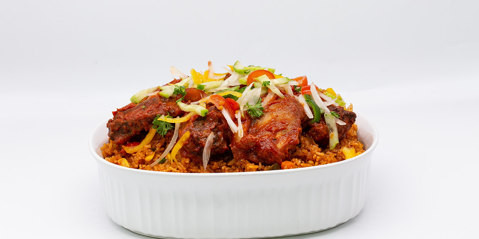AFrican Cuisine Virtual Cooking Experience