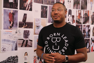 Building a fashion label, The Wright Way