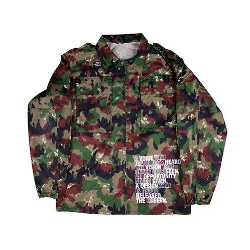 Unseen Urban Camo Jacket