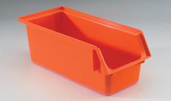 845 Orange small bin