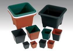 189 Cover. Square pots