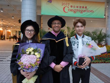 Congrats, Dr.Xiya