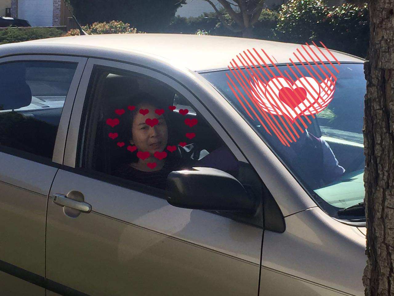 开窗检查_加州 驾照 考试 推荐廖教练-