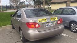 新加州 驾照 考试 推荐廖教练-停车 位置