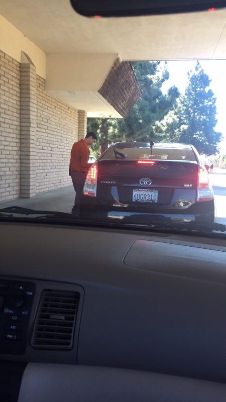 加州 驾照 考试 推荐廖教练联合驾校-廖教练-前车准备考试