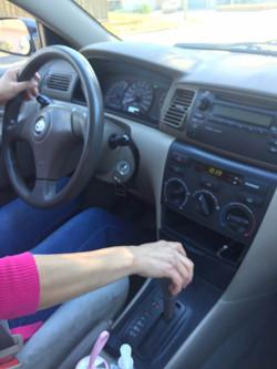 加州 驾照 挂挡操作