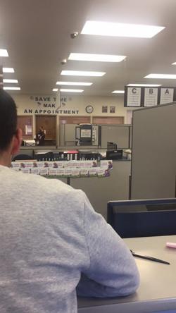 笔试(加州 驾照)