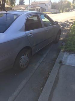 加州 路考 准备停车的一刻