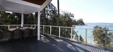 Becalmed Bateman's Bay holiday accommodation