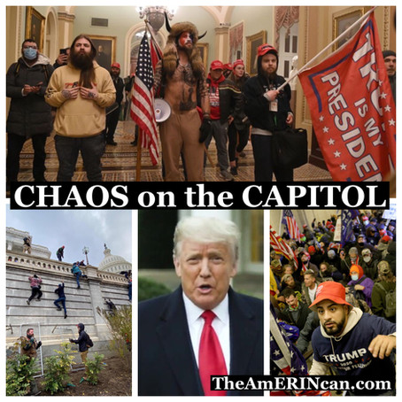 CHAOS at the CAPITOL: An American Insurrection