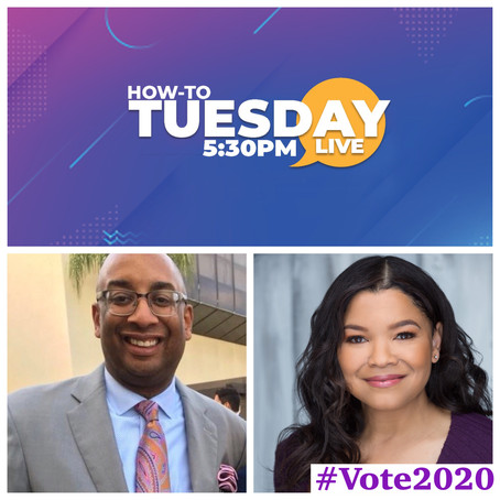 How To Tuesday - Vote 2020