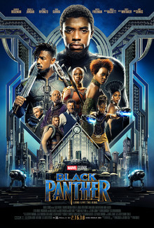 BLACK PANTHER : Movie Review