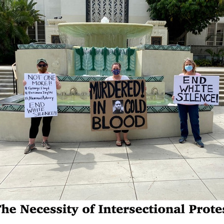 The Necessity of Intersectional Protest