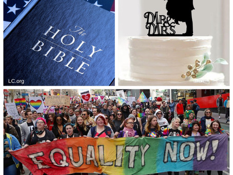 THE OTHER SIDE Podcast: Faith, Cake and The First Amendment