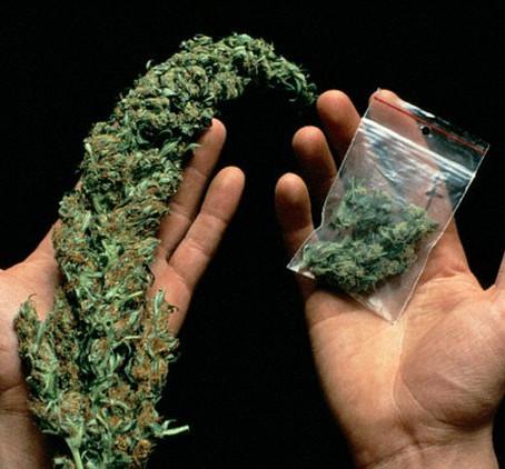 White Privilege and the Cannabis Market.